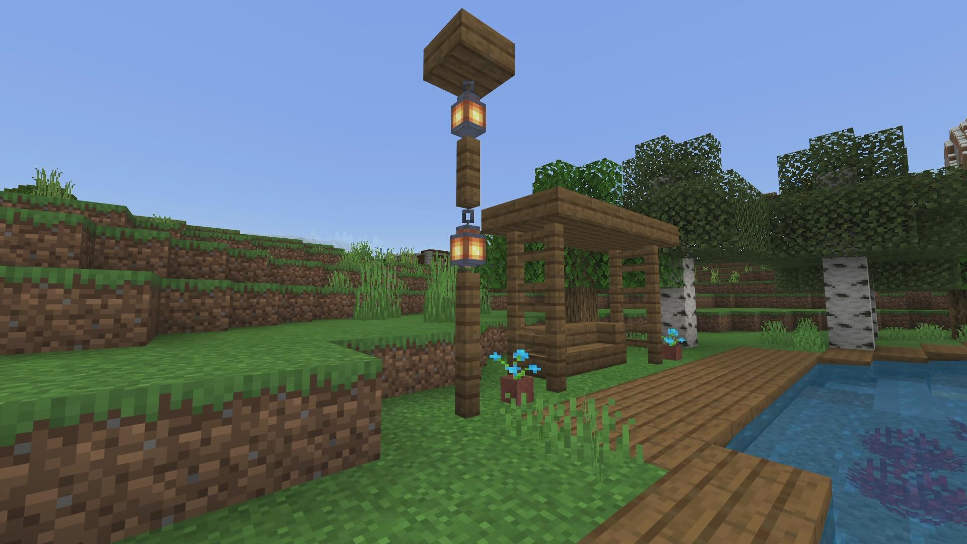 Minecraft Lighting Tanisha S Craft