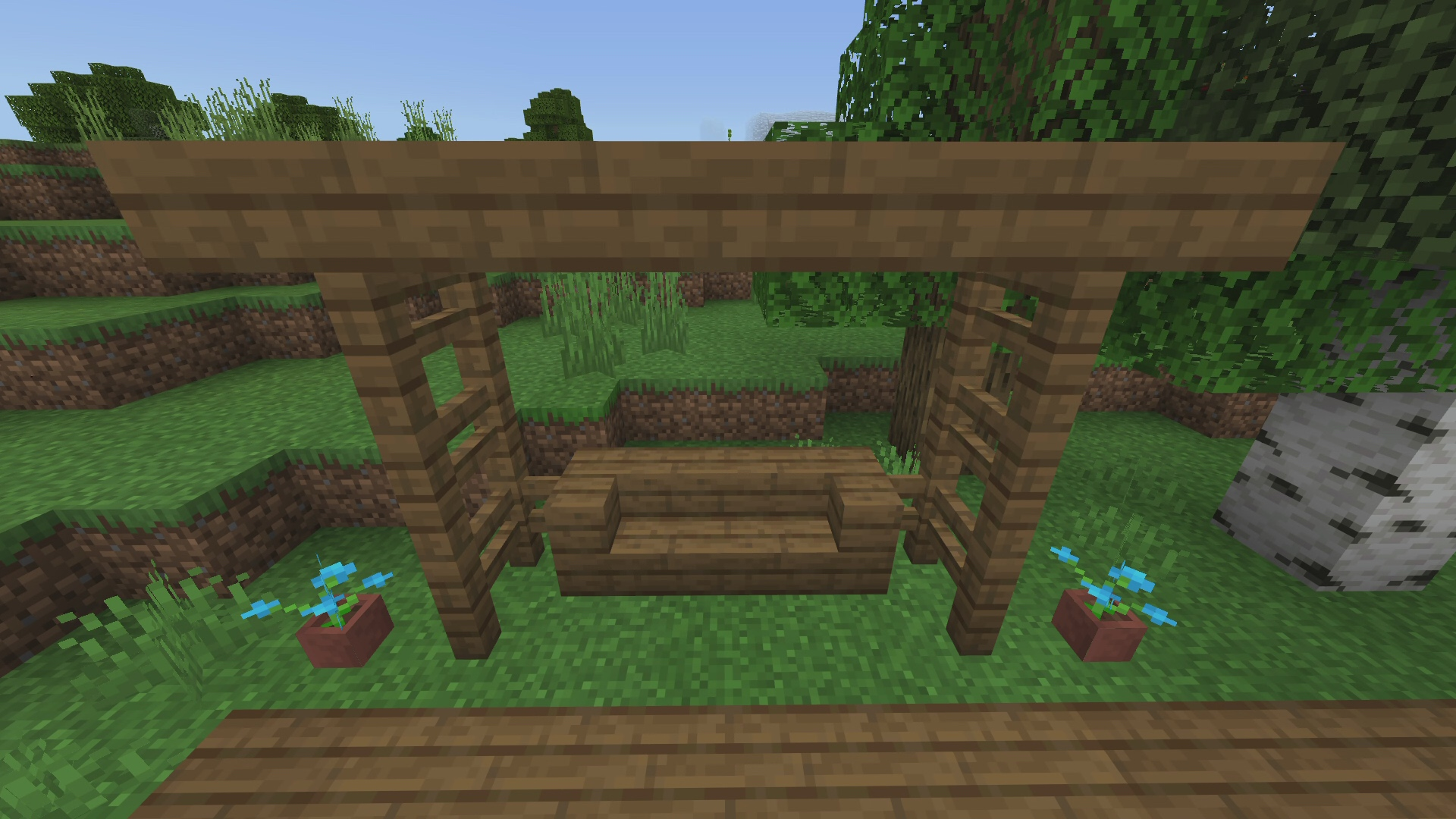 Minecraft Outdoor Furniture Tanisha S Craft