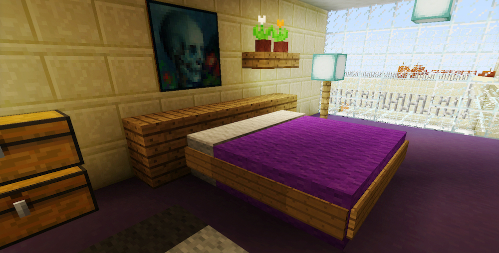 Minecraft Bedroom Furniture Tanisha S Craft