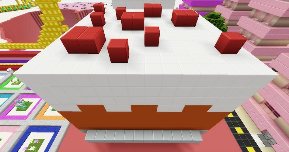 Minecraft Cake House Tanisha S Craft