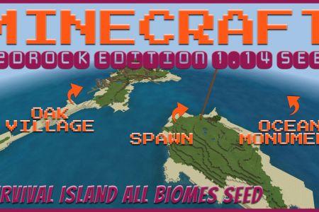 MinecraftBedrockSurvivalIslandSeedAPR2020-YT.jpg