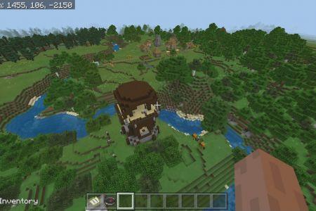 MinecraftBedrockAllBiomesSwampTaigaSeedAUG2019-9.jpg