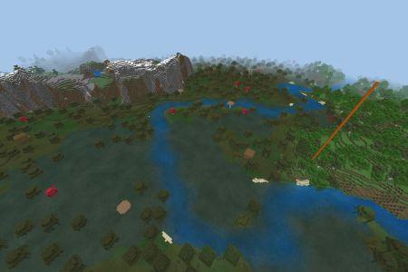 MinecraftBedrockWitchHutSeedNov92019-Spawn.jpg