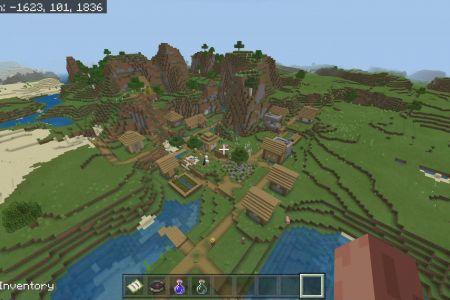 MinecraftBedrockVillageSeedAPR112020-6.jpg