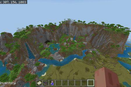MinecraftBedrockAllBiomesjungletaigaSeedDec72019-2.jpg