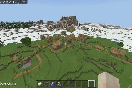 MinecraftBedrockSnowyTundraSeedAUG2020-2.jpg