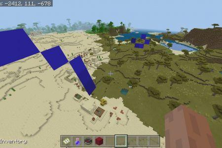 MinecraftBedrockAllBiomesSwampTaigaSeedAUG2019-4.jpg
