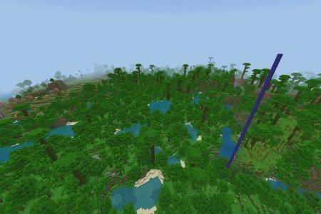 MinecraftBedrockAllBiomesJungleSeedNov2019-Spawn.jpg