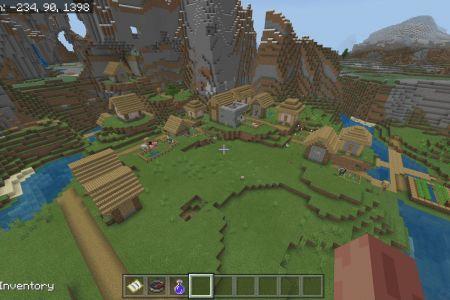 MinecraftBedrockAllBiomesjungletaigaSeedDec72019-4.jpg
