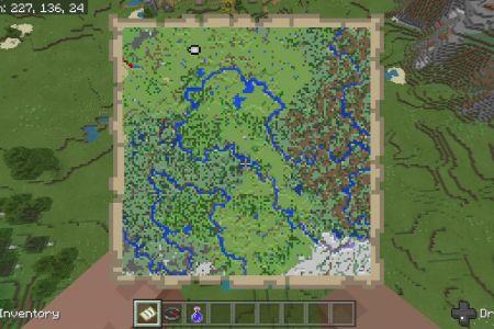 MinecraftBedrockAllBiomesTaigaSeedOct2019-SpawnMap.jpg