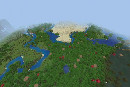 MinecraftBedrockShatteredSavannahSeed-Spawn2.jpg