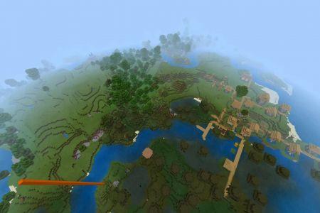 MinecraftBedrockSwampSeedJAN2021-Spawn.jpg