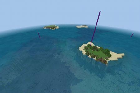 MinecraftBedrock1.14SurvivalIslandSeedFeb2020-Spawn.jpg