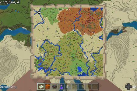 MinecraftBedrockAllBiomesDesertSeedSep2019-SpawnMap.jpg