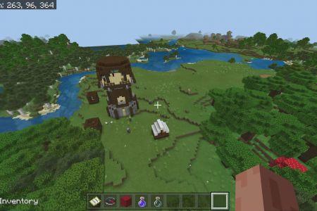 MinecraftBedrockVillageSeedAPR112020-1.jpg