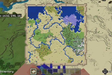 MinecraftBedrockAllBiomesSeedNov2019-SpawnMap.jpg