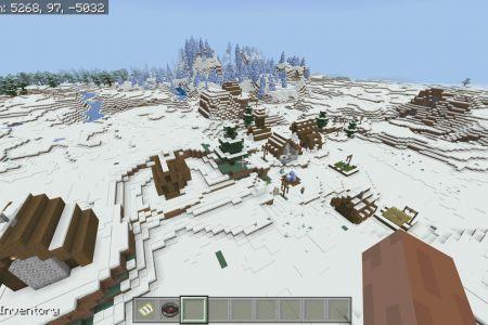 MinecraftBedrockAllBiomesSwampTaigaSeedAUG2019-8.jpg