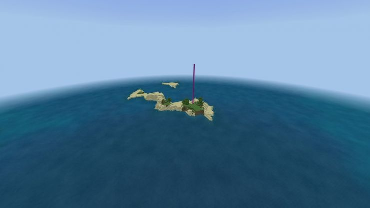 Minecraft Survival Island Seeds picture