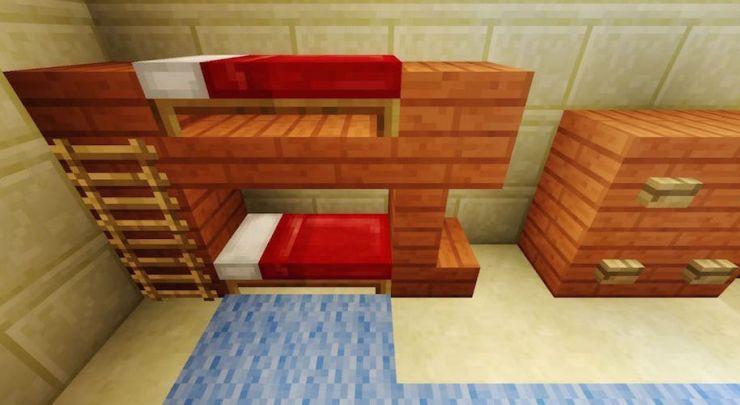 Minecraft Bedroom Furniture Tanisha S Craft,Design Kitchen Online Free