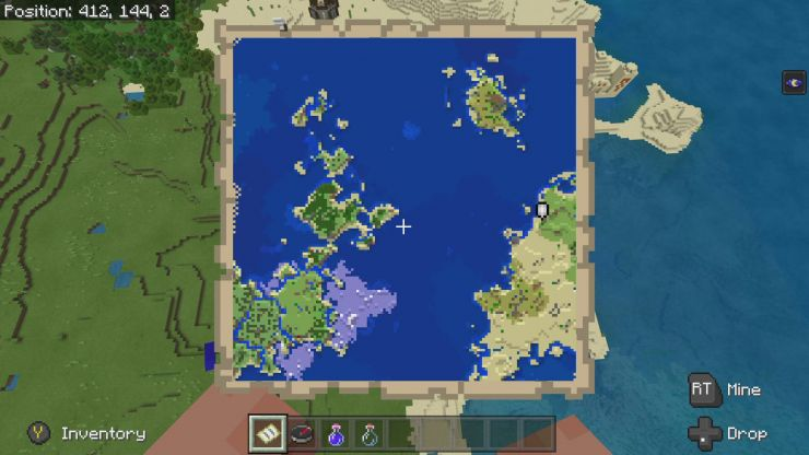 Minecraft Bedrock Seed Showcase December 2019 - Seed 3