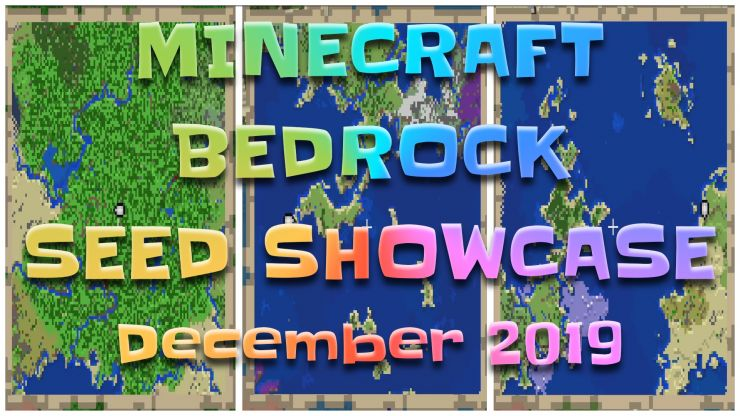 Minecraft Bedrock Showcase December 2019