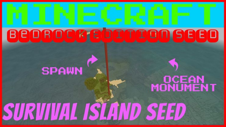 Survival Island Seed JUN 2019