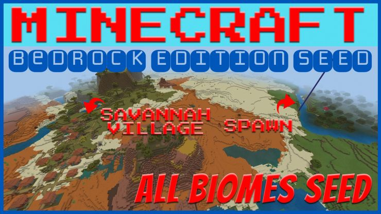 All Biomes Seed July 2019