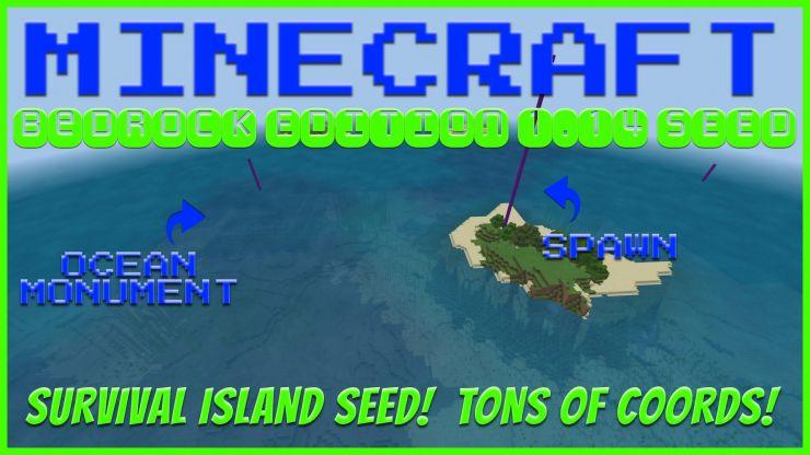 Survival Island Seed Feb 2020 Tanisha S Craft