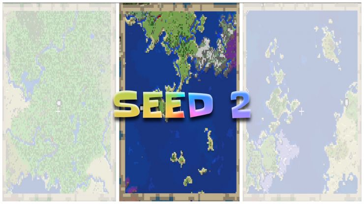 Minecraft Bedrock Seed Showcase December 2019 - Seed 2