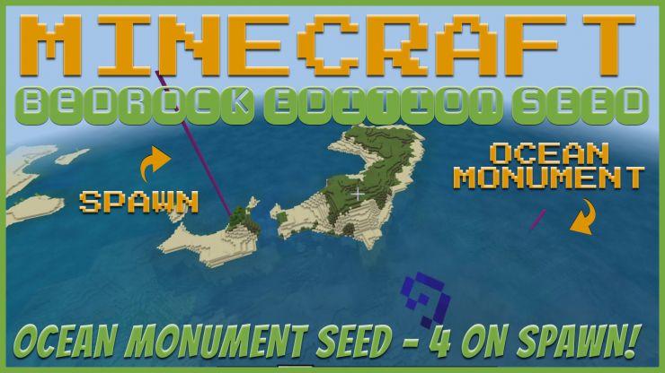 Bedrock Better Together Seeds For Minecraft Tanisha S Craft
