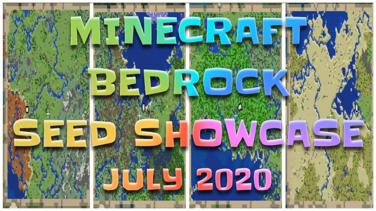 Minecraft Bedrock 1.16 Seed Showcase JUL 2020